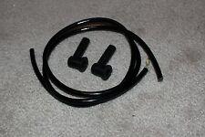 Harley 45 Flathead Knucklehead Spark Plug Wire Set New (811)