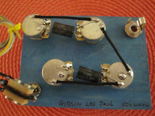 MADE FOR GIBSON LES PAUL 50's WIRING STK SWITCHCRAFT CTS PROJECT PARTS UPGRADE