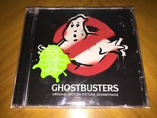 Ghostbusters: Original Motion Picture Soundtrack OST CD 2016 New & Sealed