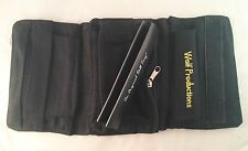 Wolf Medium Hemp Rolling Kit [ Colour: Black ] Including Rolling M Tool