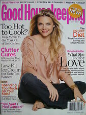MICHELLE PFEIFFER  July 2007 GOOD HOUSEKEEPING