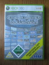 Sega Mega Drive Ultimate Collection Promo – Xbox 360 (completo juego promocional)
