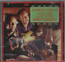 LOUVIN BROTHERS CHRISTMAS Deck The Halls Joy To The World 2 Bonus Songs NEW  CD