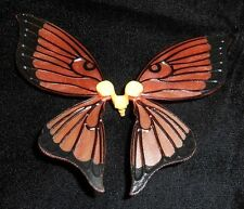 NEW Luna Mothews Monster High Doll WINGS Replacement Parts Butterfly Articulated