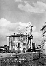 Cartolina - Postcard - Sant'Ilario d ' Enza - Monumento al Partigiano - anni '60