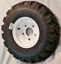 5.70x8 570x8 5.70-8 570-8 Foam Filled Flat Free Kenda K397 Tire Wheel Assembly
