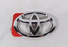 TOYOTA TRUNK EMBLEM NEW GENUINE OEM BACK HATCH CHROME T BADGE sign symbol logo