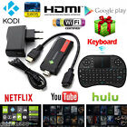 HD 1080P Bluetooth Mini PC TV Box Stick Android Quad Core XBMC WiFi HDMI MK809IV