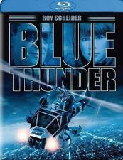 Blue Thunder (Blu-ray, 2014)New,WS,Action,Crime,Roy Scheider Police Officer
