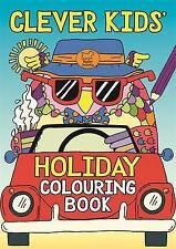 Clever Kids Libro Para Colorear De Vacaciones