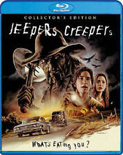 Jeepers Creepers (Blu-ray Disc, 2016, 2-Disc Set, Collectors Edition)