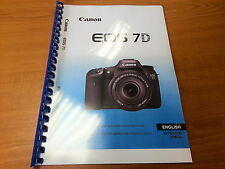 canon eos 600d full user manual guide printed 328 pages a5 ebay rh ebay co uk canon eos 600d manual pdf download canon eos 600d manual pdf download