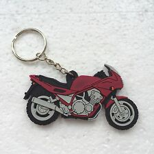 Yamaha XJ900N XJ900 XJ 900 Diversion Anti Scratch Tank Friendly Rubber Keyring W