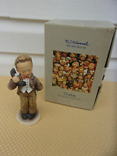 Hummel Hello Figurine TMK 6 In Box 5 1/2 Inches Tall
