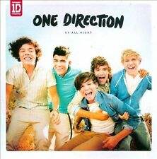 One Direction- Up All Night  (UK) (CD, Mar-2012, Sony Music Entertainment)