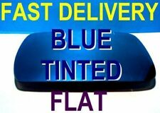 BMW SERIES 3/5 E34 E36 E39  WING MIRROR GLASS BLUE FLAT TINTED RIGHT OR LEFT