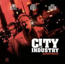 Soundtrack: City of Industry  Audio Cassette
