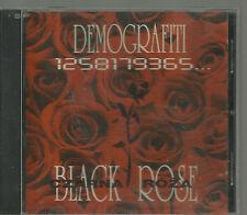 DEMOGRAFITI - BLACK ROSE CZARNA ROZA 1991 POLSKA POLAND POLONIA POLEN