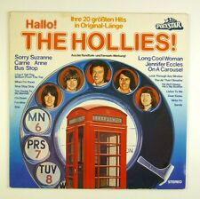 """12"""" LP - The Hollies - Hallo! The Hollies! - B939 - washed & cleaned"""