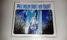 paul weller: brand new start: cd single 3 tracks