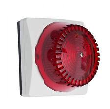 Algo 1128R Analog LED Strobe Light (Red)