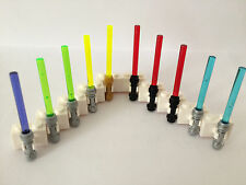 NEW - LEGO Star Wars Minifigure Lightsaber Lot