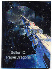 RICHARD HESCOX - Metallic Storm Chase Card MS#1 - Starfarer