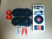 Tamiya Buggy Sponge Tyre Set ( Rear). # 5185