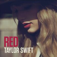 Taylor Swift - Red CD Album Brand New Factory Sealed Free Shipping!!!