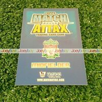08/09 EXTRA HAT-TRICK HERO MAN OF THE MATCH ATTAX CARD 2008 2009 MOTM