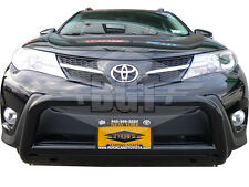 BGT 2016-2017 TOYOTA RAV4 FRONT BULL BAR WITH PLATE BUMPER PROTECTOR GUARD B/K