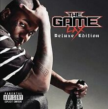 L.A.X. (Deluxe Edition) [PA] by The Game (Rap) (CD, Aug-2008, 2 Discs, Geffen)