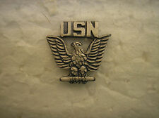 U. S. NAVY ENLISTED LAPEL PIN