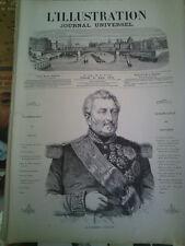 L'illustration n°1529 15 juin 1872 maréchal vaillant salon 1872 laurens bodmer