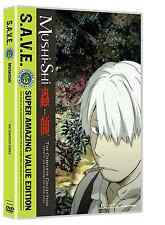 Mushishi: Box Set S.A.V.E. Anime DVD Movie English/Japanese Mike McFarland