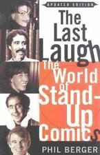 The Last Laugh: The World of Stand-Up Comics-ExLibrary