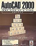 AutoCAD 2000: One Step at a Time Basics-ExLibrary