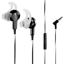 New Genuine Bose Mie2i In-Ear Headphones Earphones With Mic & 3 button Remote
