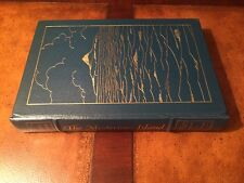 Easton Press MYSTERIOUS ISLAND by Jules Verne  -  FAMOUS EDITIONS