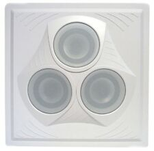 Pure Resonance Audio Vector Lay-In 2X2 Drop Ceiling Speaker Array 8 Ohm Input