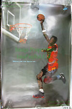 MISPRINT NIKE Poster Scottie Pippen Michael Jordan Bugs Bunny Space Jam MASH-UP!