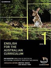 English for the Australian Curriculum Book 1 by Graham Parr, Natalie Bellis,...