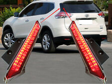 for Nissan Rogue x-trail 2014 2015 2016 New Rear window pillar LED light Lamp
