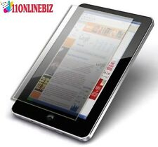 "2 x Universal Screen Protectors for 7"" inch Tablet PC EPAD"