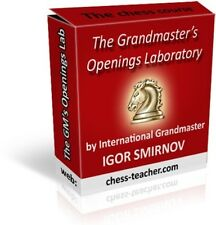 Grandmaster's Opening Laboratory - Chess Openings Course by GM Igor Smirnov