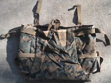 Ladder Lock USMC Gen 2 MARPAT RADIO UTILITY POUCH ILBE Assault or Main Pack Mint