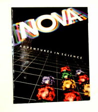 NOVA Adventures in Science. From life's origins to future-shaping technology NEW