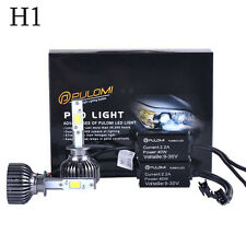 7200LM 80W H1 CREE LED Lamp Headlight Kit Car Beam Bulbs 6000k White 12V Upgrade