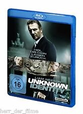 UNKNOWN IDENTITY (Liam Neeson, Diane Kruger) Blu-ray Disc