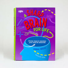A Sharp Brain For Life - Proven Ways To maintain Your Mind & Memories - hardback